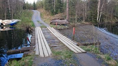 Tsasounalle vievä siltä