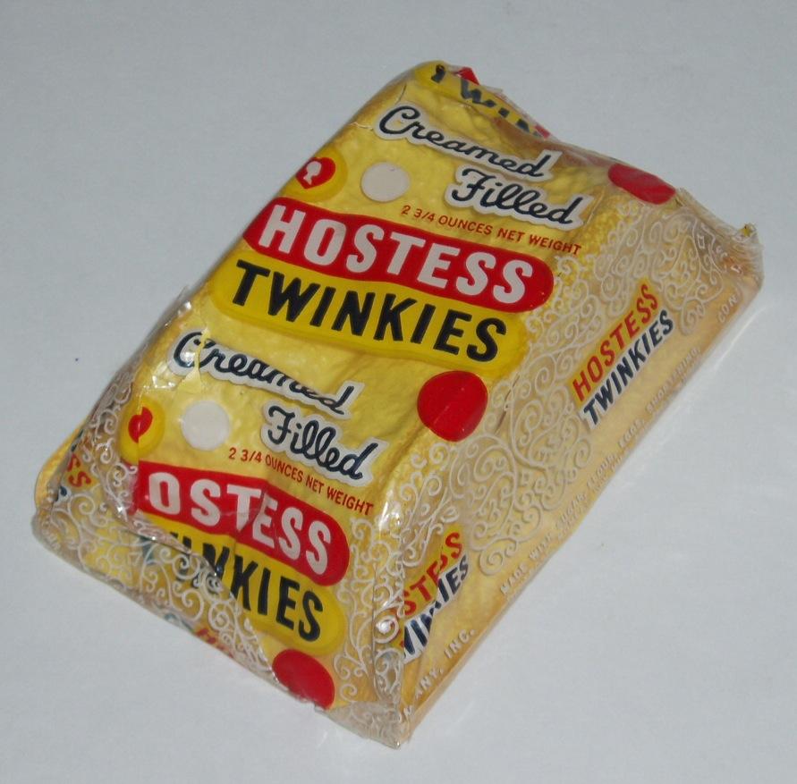 Twinkie Cake From Box Mix Recipe