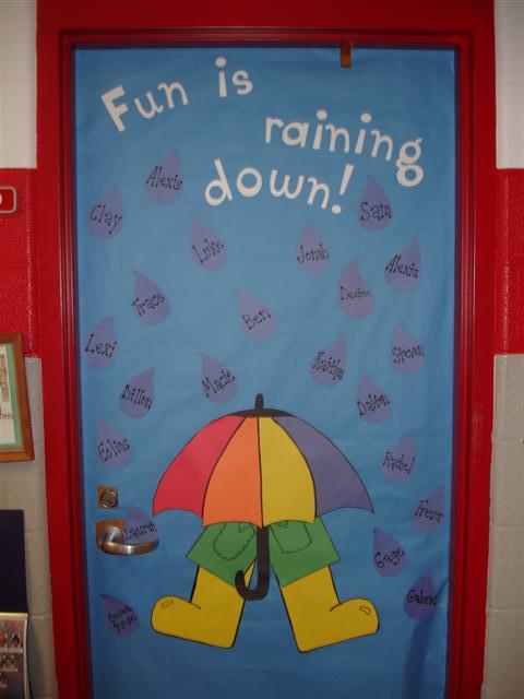 Classroom Door Decoration Ideas For Grade ~ Fabulous fifth grade bulletin boards and displays through