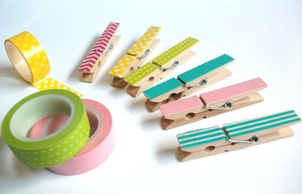 De lunes a domingo decorar con washi tape y dar vida a tu casa - Decorar con washi tape ...