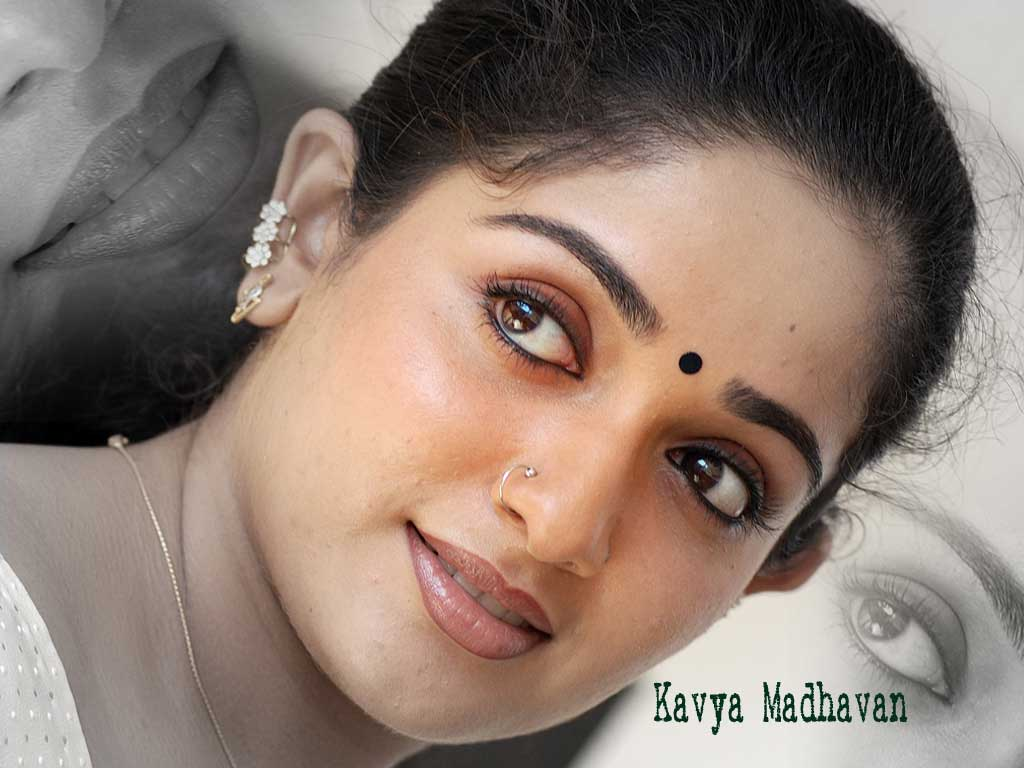 Actors And Actress Malayalam Beautiful Kavya Madhavan Hot