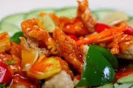 resep masakan ayam asam manis