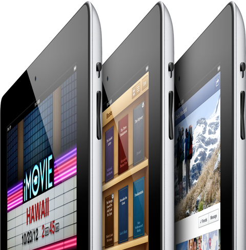 free and paid 2012 apps for iPad