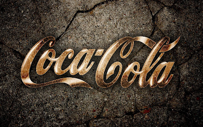 Logotipo de Coca Cola (wallpaper de 1920x1200px)