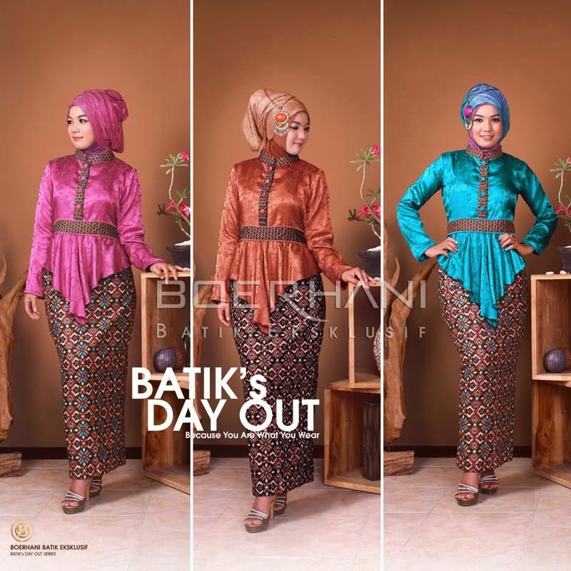 BOERHANI Eksklusif Edisi Batiks Day Out  Galeri Muslimah Modern