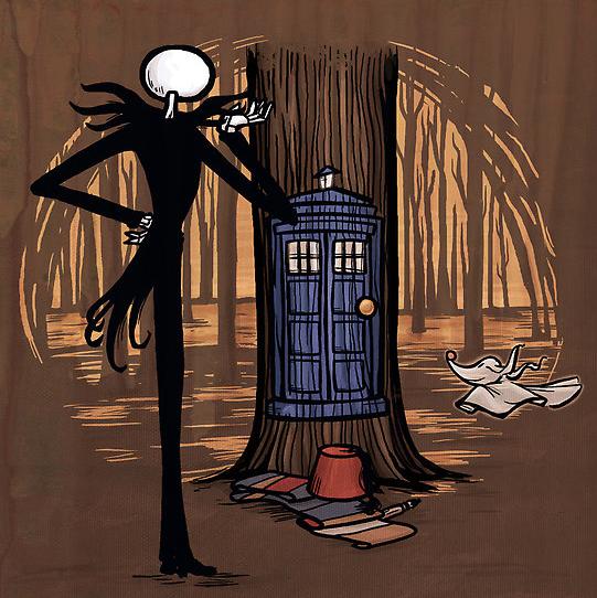 doctor who disney'in masal dünyasına giderse