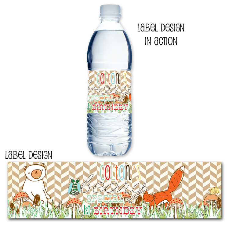 http://www.partyboxdesign.com/item_1864/Woodlands-Birthday-Boy-Water-Bottle-Label.htm