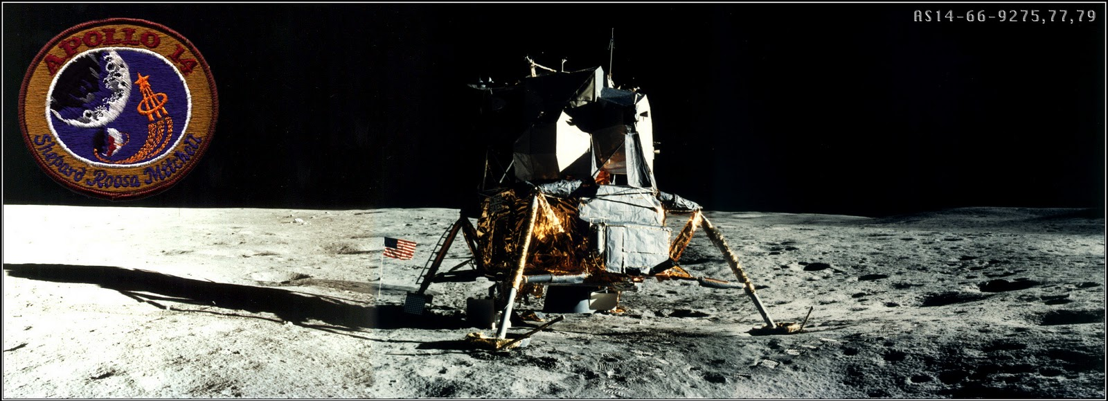 apollo 14 lunar module - photo #12