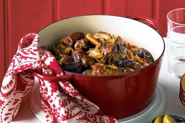 Lamb Shank Tagine Recipe