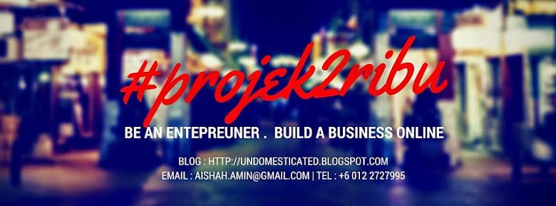 #projek2ribu LiSA, We Lead We Inspire