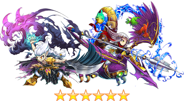 brave frontier how to get 6 star units