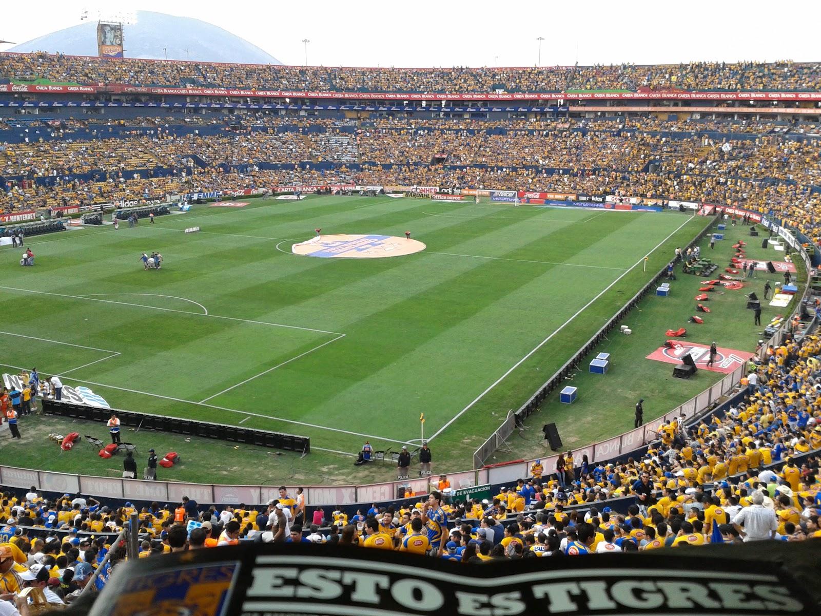 Deportes for Puerta 9 estadio universitario