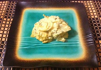 need a comforting vegan side dish?.....vegan herbed scalloped potatoes
