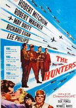 Entre dos pasiones (1958 - The Hunters)