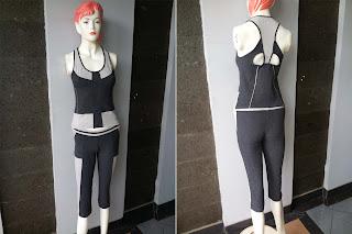 model baju senam terbaru