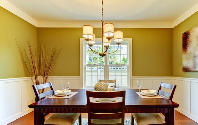 Yellow Dining Room Paint Colors