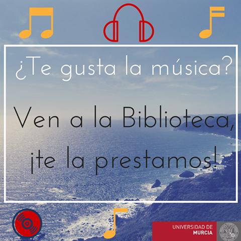 ¿Te apetece escuchar buena música?