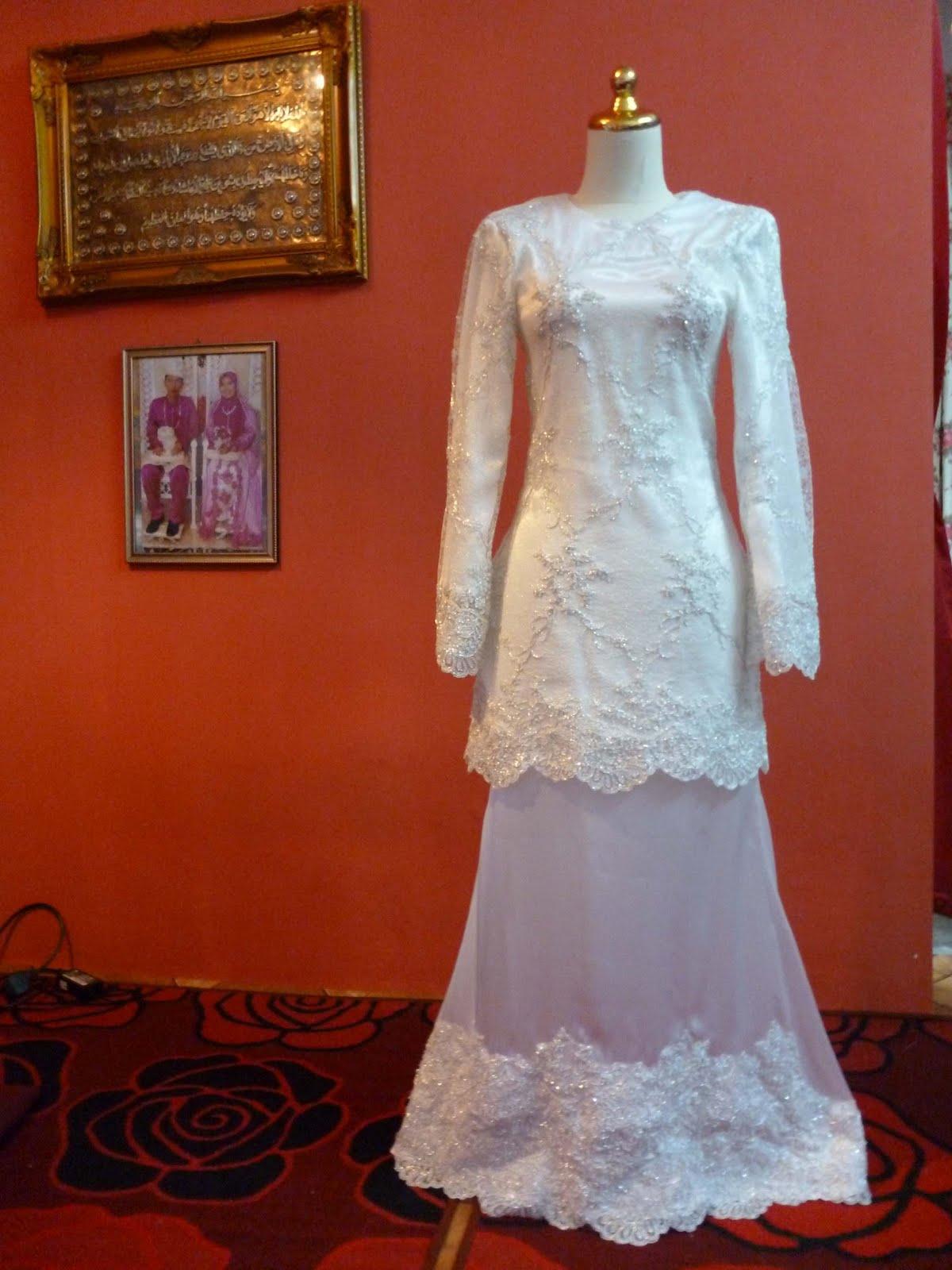 Download Baju akad nikah untuk customer kami di Kuantan