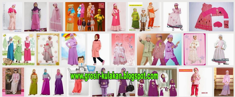 Distributor Pakaian Muslim Anak