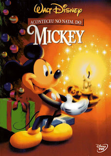Aconteceu no Natal do Mickey - DVDRip Dublado