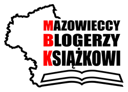 Należę do grupy Mazowieckich blogerów książkowych