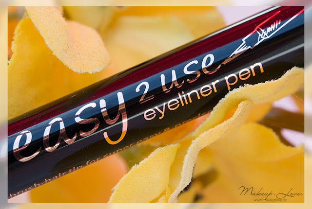 essence easy 2 use eyeliner pen review