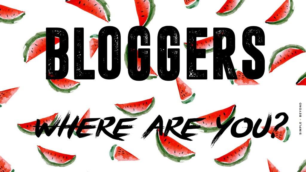 Новый проект для Блогеров!