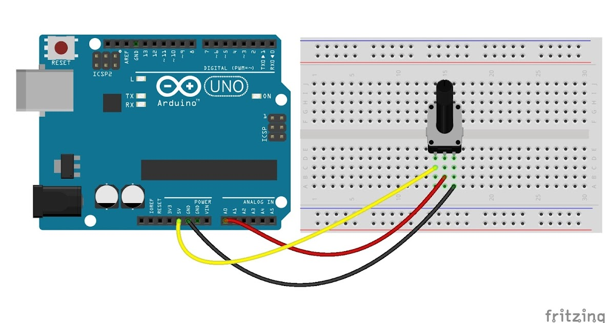 Arduino based pc voltage monitor mechatrofice