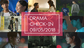 Featured Post: Drama Check-In 09/05/2018