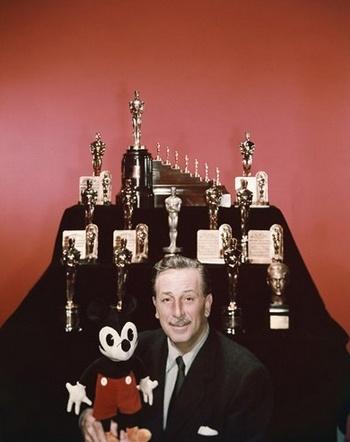 Walt Disney Oscars animatedfilmrevews.filminspector.com