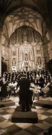 MISERERE DE ESLAVA. S.I. CATEDRAL DE BAEZA. Director: Gerónimo Morales García
