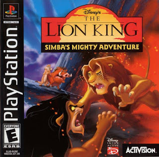 LINK DOWNLOAD Disney's The Lion King II Simba's Mighty Adventure PS1 ISO FOR PC CLUBBIT