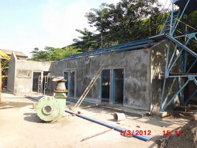 Desain Rumah Walet Rangka Baja Ringan