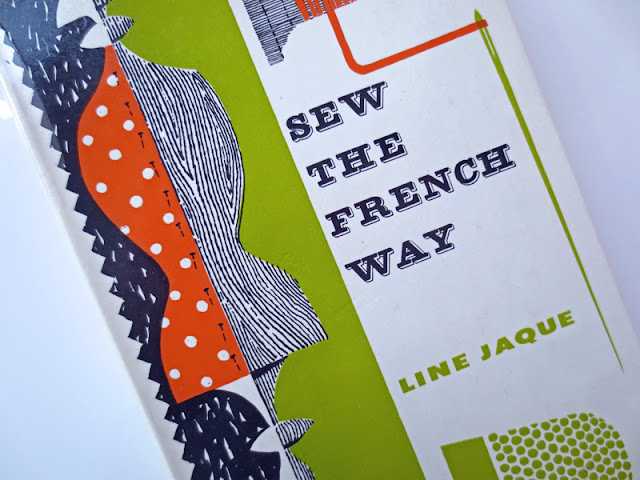Sew the french way by Line Jaque | www.stinap.com