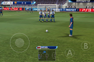 PES 2012 v1.04 All Devices Android APK + DATA