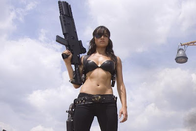 Machete Kills Michelle Rodriguez