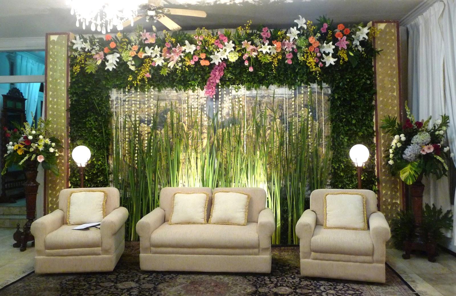 Dekorasi Pelaminan 3 5 Juta Dekorasi Pelaminan Pernikahan | Apk Mod ...