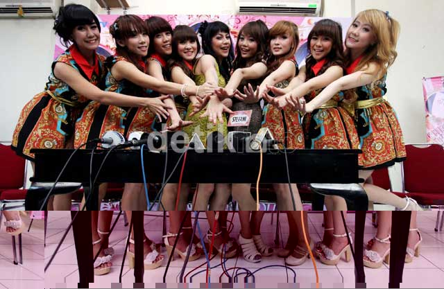 Cherry Belle with personel baru2