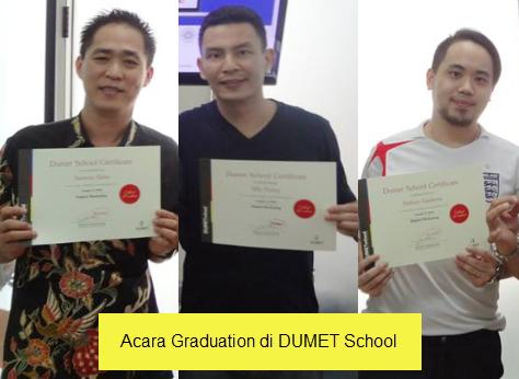 graduation dumet school