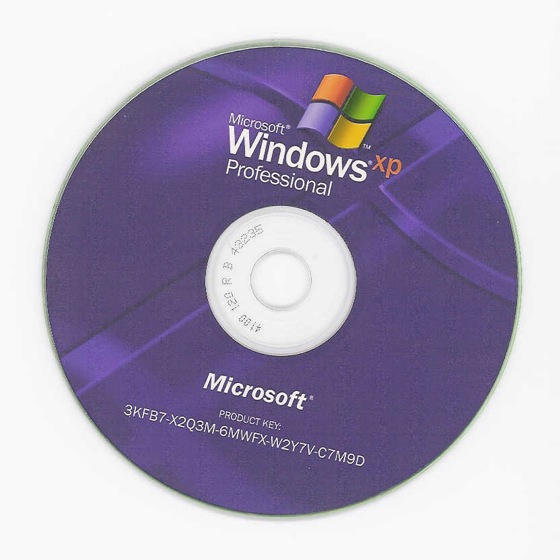 Ключи Для Windows Xp Professional Sp3