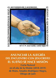 CARTA PASTORAL: AÑO DE LA MISIÓN
