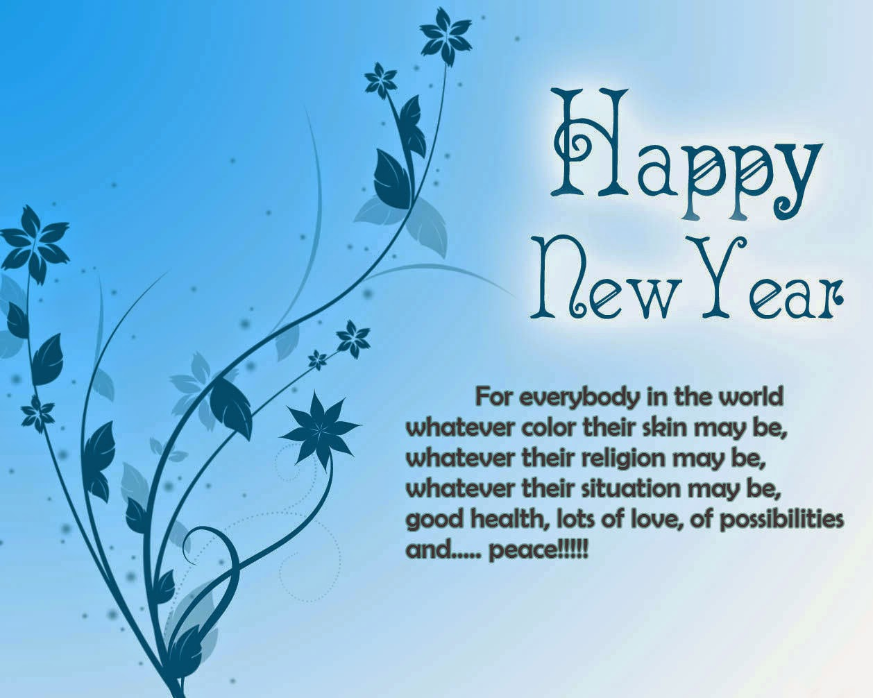 Happy new year greeting cards 2015 happy new year e cards happy down here you will find amazing yet latest collection in new year cards for all age groups kristyandbryce Image collections