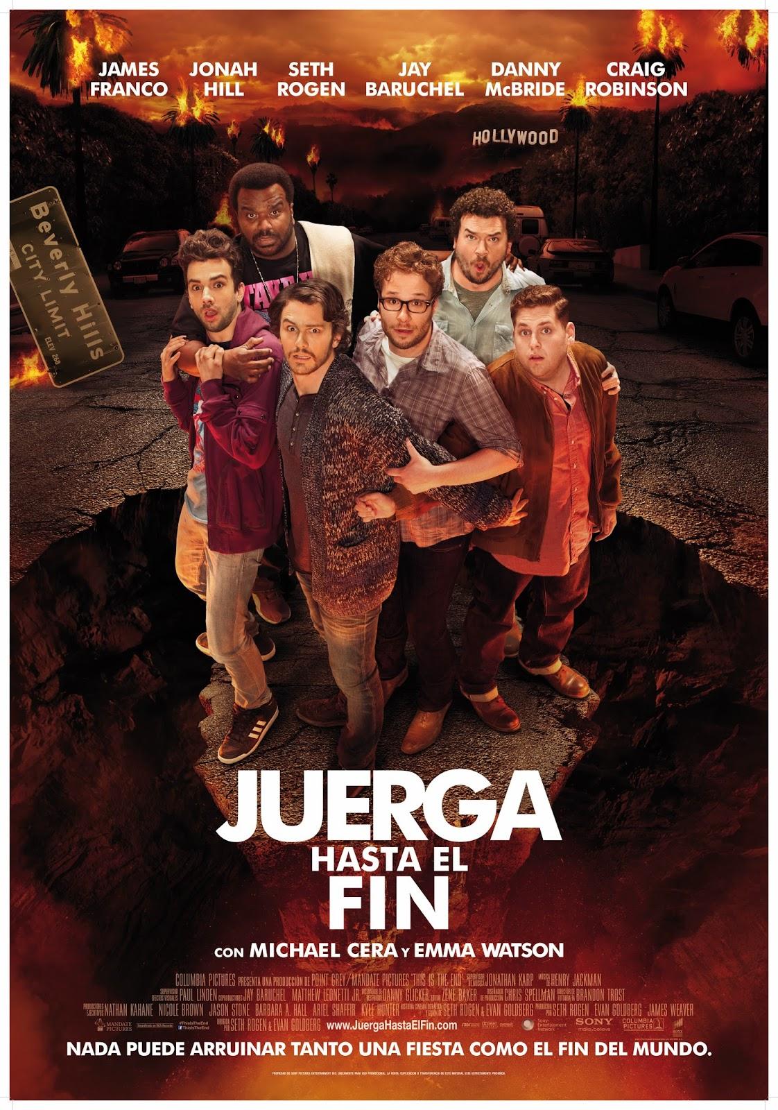 Juerga Hasta El Fin (2013)