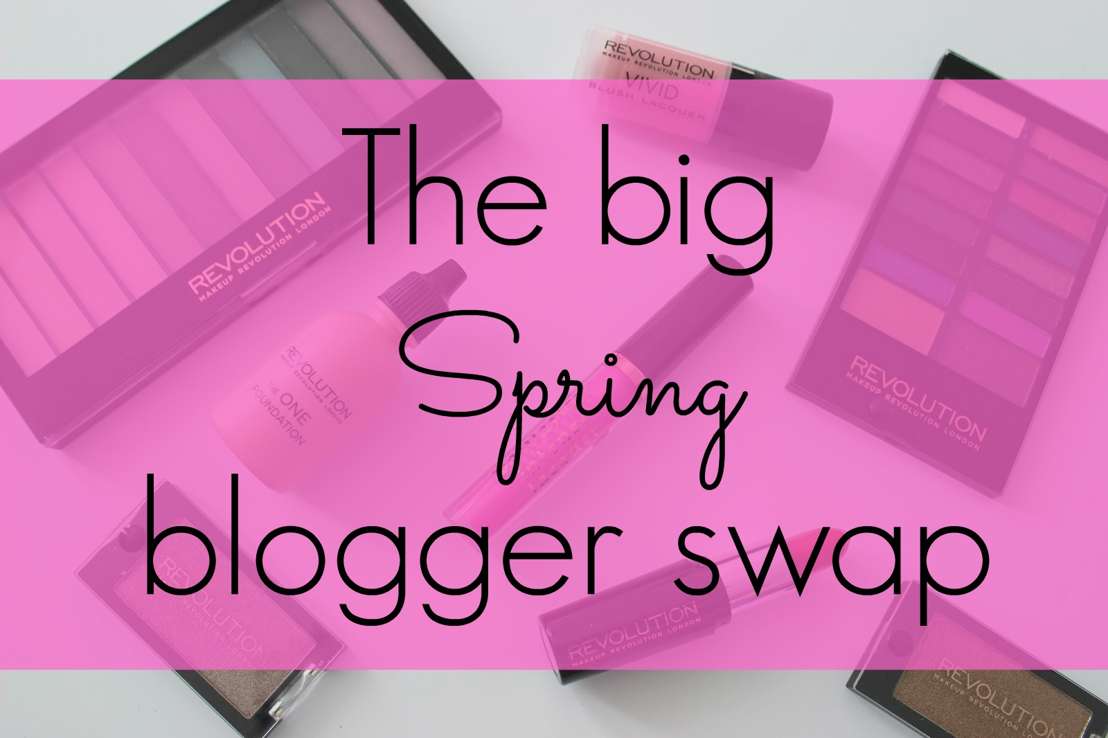 Tales of a Pale Face spring blogger swap