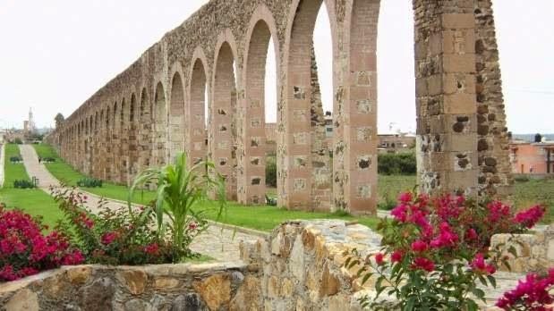 Lugares a visitar en Zacatecas