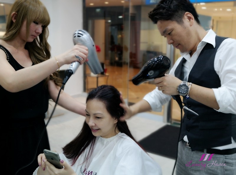 celebrity beauty blogger reviews singapore top hair salons