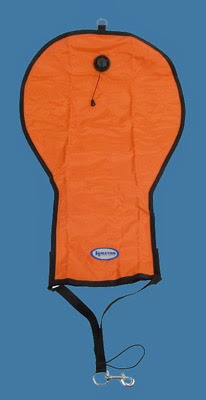 Orange Halcyon Lift bag