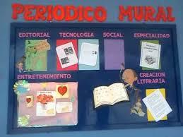 Periodico mural periodico mural 39 for Definicion periodico mural