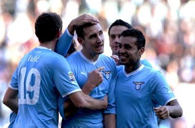 Lazio Atalanta 2-0 highlights