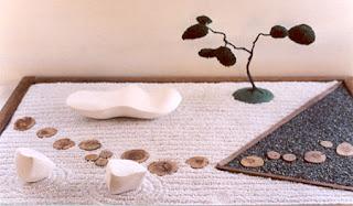 Jardins Zen - kare-sansui